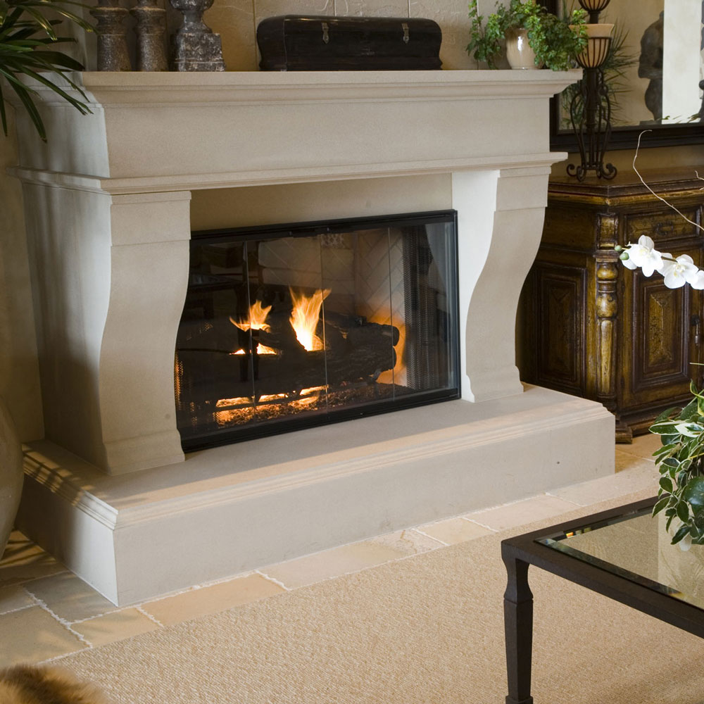 Stonelux Fireplace Paint